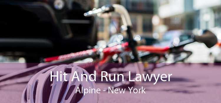 Hit And Run Lawyer Alpine - New York