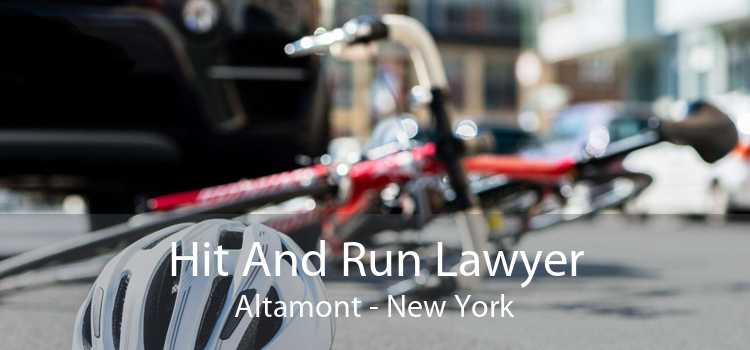 Hit And Run Lawyer Altamont - New York