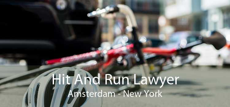 Hit And Run Lawyer Amsterdam - New York