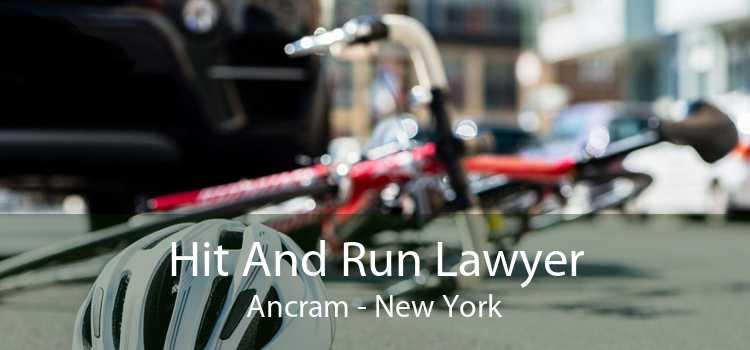 Hit And Run Lawyer Ancram - New York