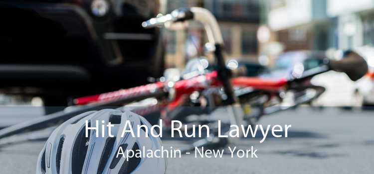Hit And Run Lawyer Apalachin - New York