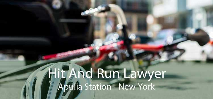 Hit And Run Lawyer Apulia Station - New York