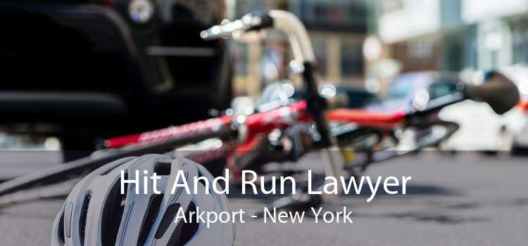 Hit And Run Lawyer Arkport - New York