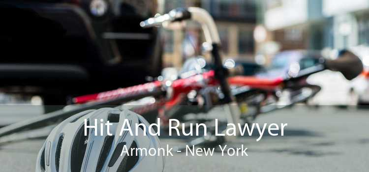 Hit And Run Lawyer Armonk - New York