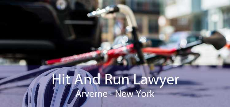 Hit And Run Lawyer Arverne - New York