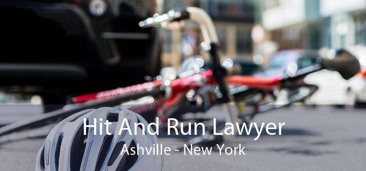 Hit And Run Lawyer Ashville - New York