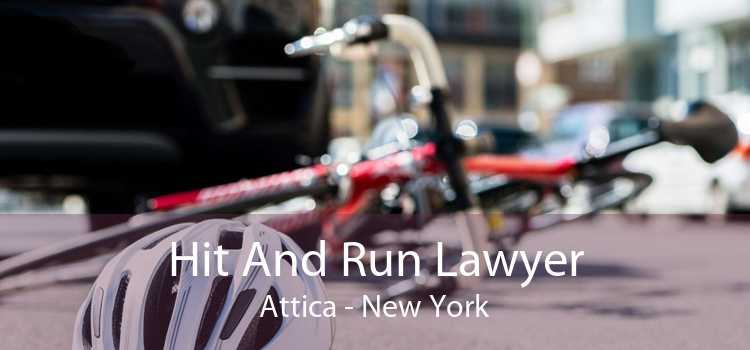 Hit And Run Lawyer Attica - New York