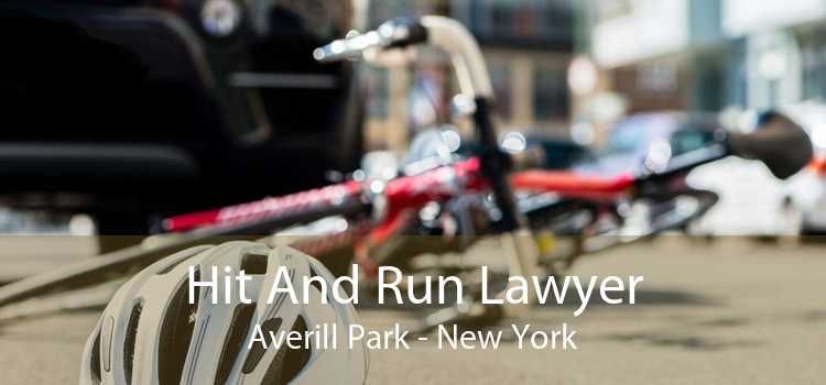 Hit And Run Lawyer Averill Park - New York