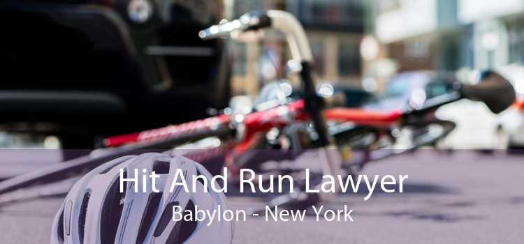 Hit And Run Lawyer Babylon - New York