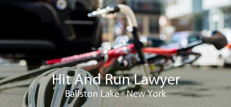 Hit And Run Lawyer Ballston Lake - New York