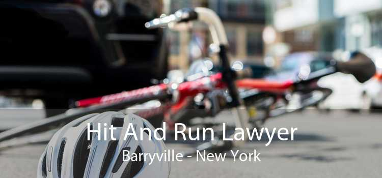 Hit And Run Lawyer Barryville - New York