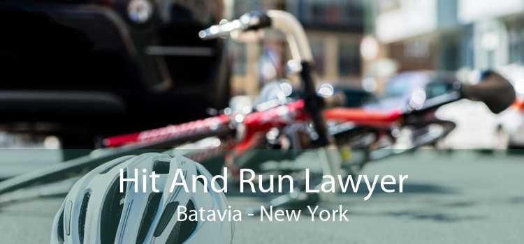 Hit And Run Lawyer Batavia - New York