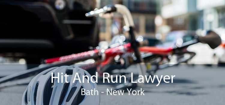 Hit And Run Lawyer Bath - New York