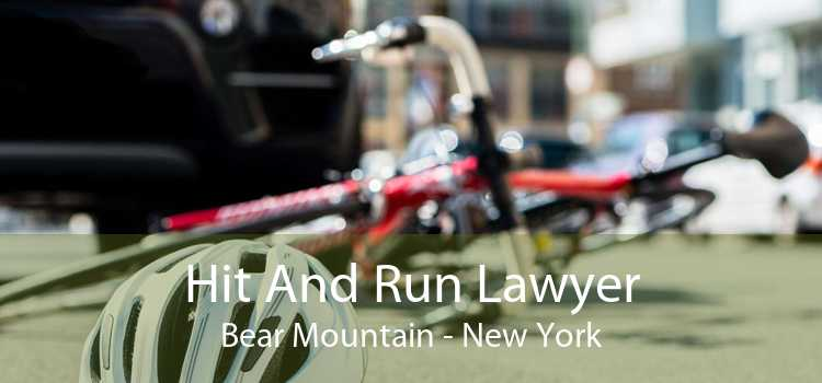 Hit And Run Lawyer Bear Mountain - New York