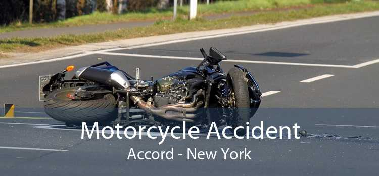Motorcycle Accident Accord - New York