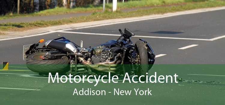 Motorcycle Accident Addison - New York