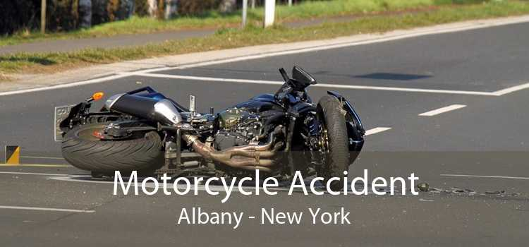 Motorcycle Accident Albany - New York