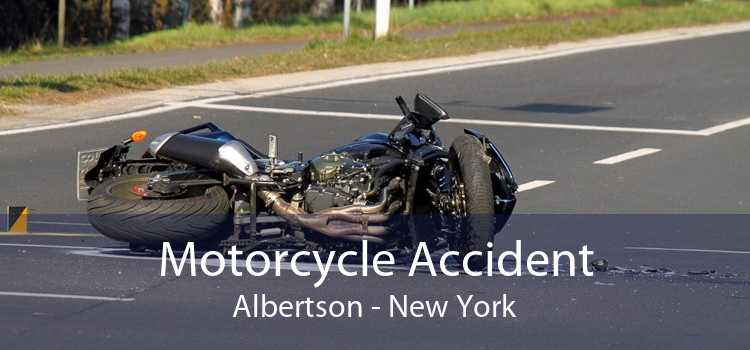 Motorcycle Accident Albertson - New York