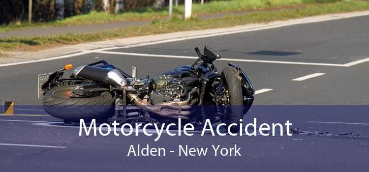 Motorcycle Accident Alden - New York