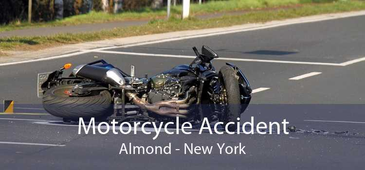 Motorcycle Accident Almond - New York