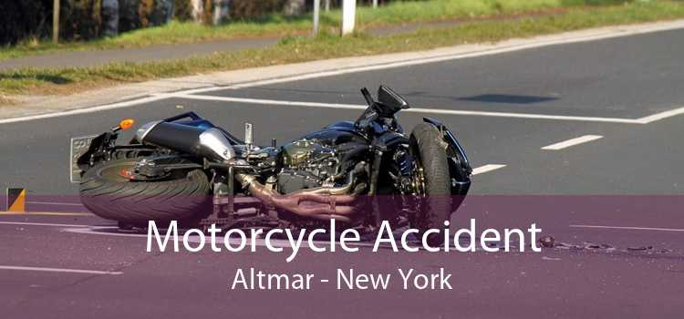 Motorcycle Accident Altmar - New York
