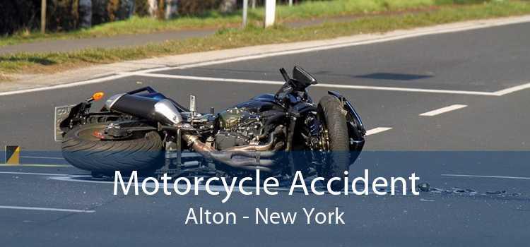 Motorcycle Accident Alton - New York