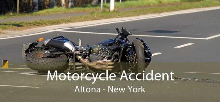 Motorcycle Accident Altona - New York