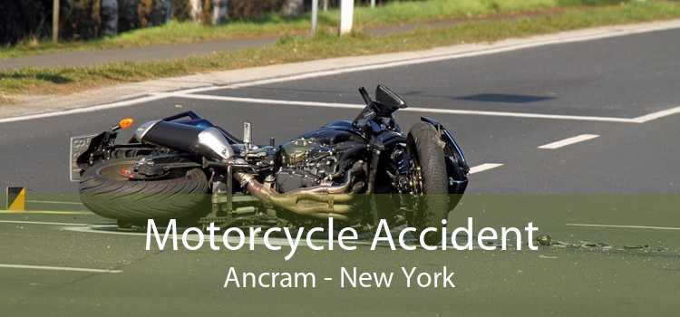 Motorcycle Accident Ancram - New York