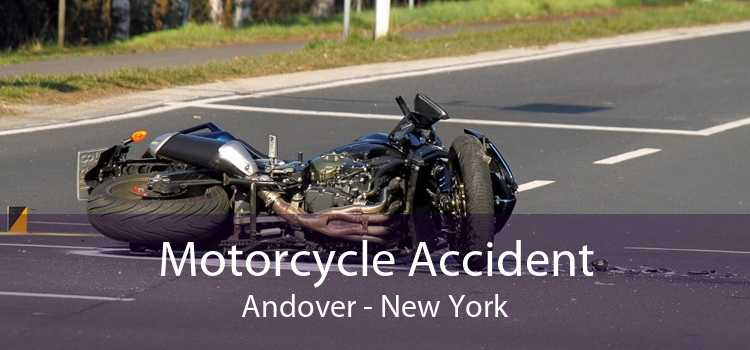 Motorcycle Accident Andover - New York