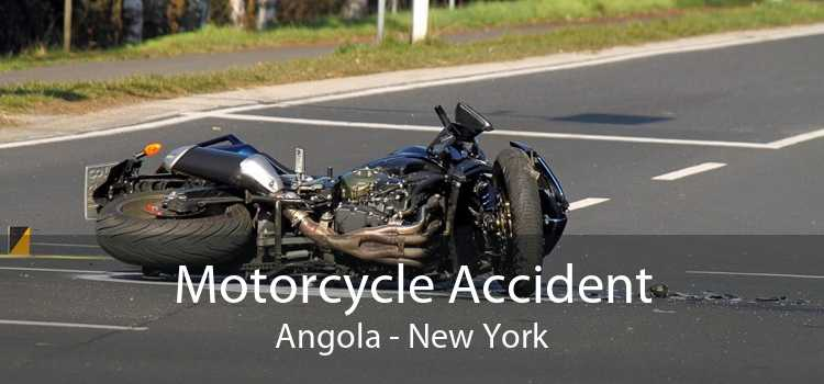Motorcycle Accident Angola - New York
