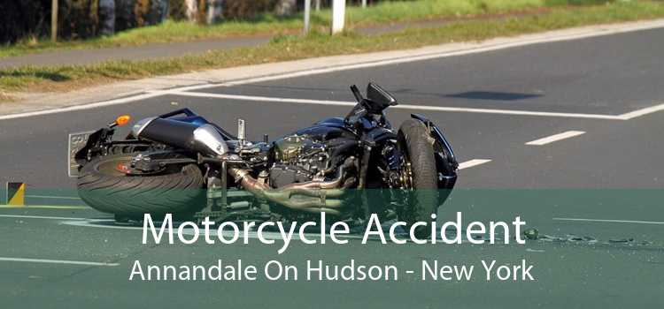 Motorcycle Accident Annandale On Hudson - New York