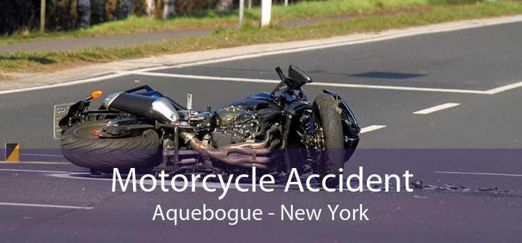Motorcycle Accident Aquebogue - New York