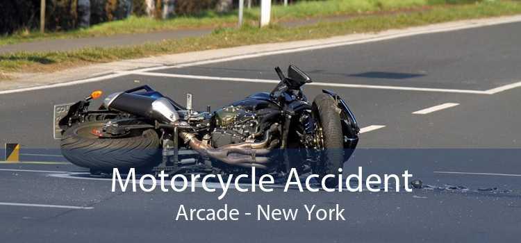 Motorcycle Accident Arcade - New York