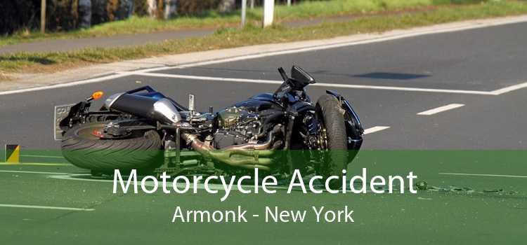 Motorcycle Accident Armonk - New York