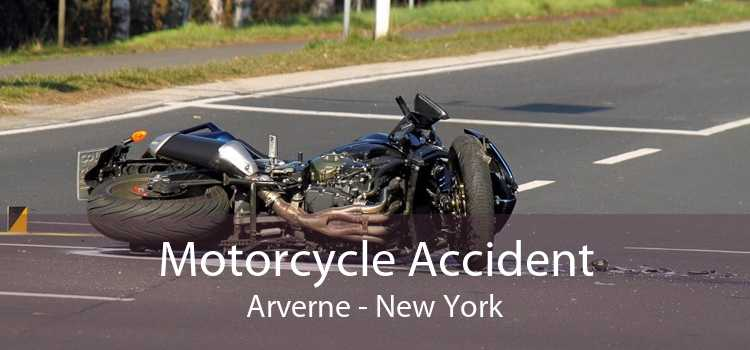 Motorcycle Accident Arverne - New York