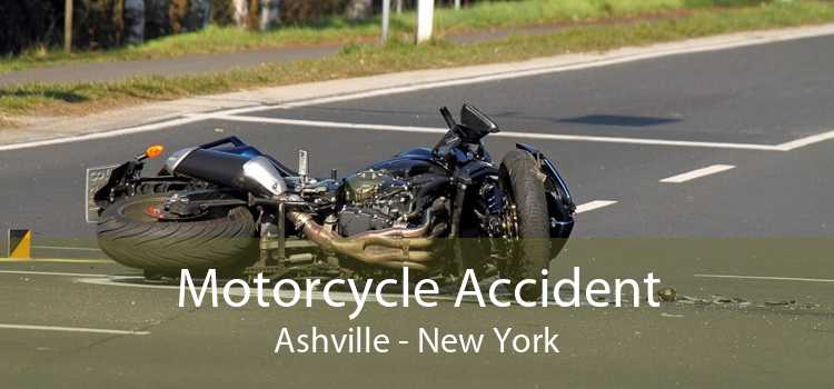 Motorcycle Accident Ashville - New York