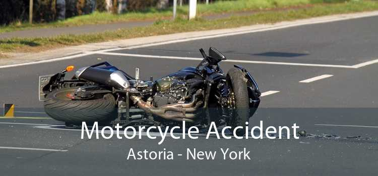 Motorcycle Accident Astoria - New York