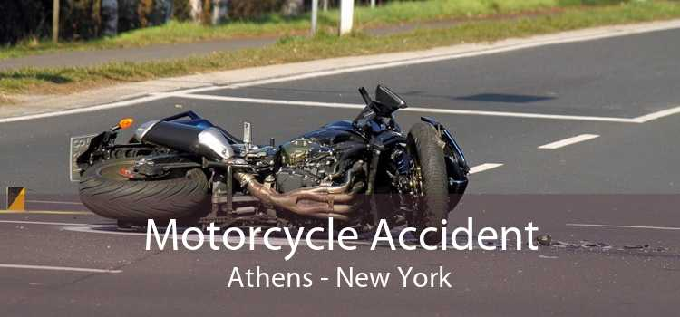Motorcycle Accident Athens - New York