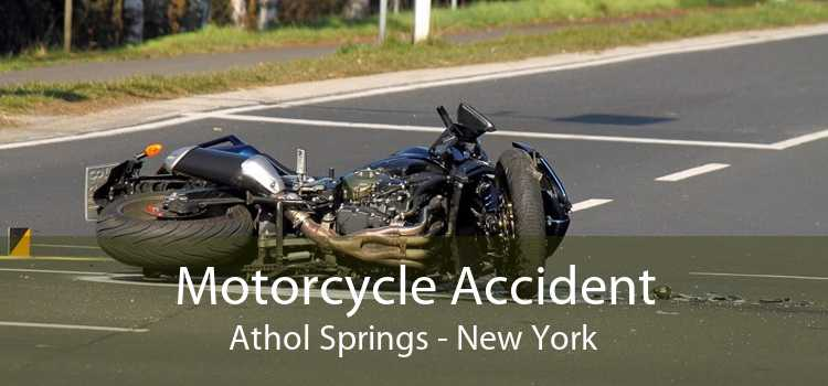 Motorcycle Accident Athol Springs - New York