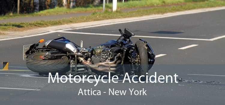 Motorcycle Accident Attica - New York