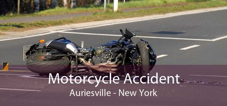 Motorcycle Accident Auriesville - New York