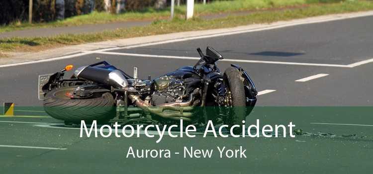 Motorcycle Accident Aurora - New York