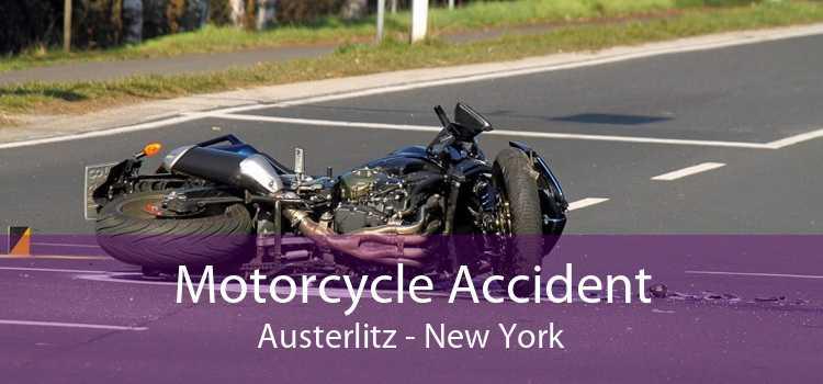Motorcycle Accident Austerlitz - New York