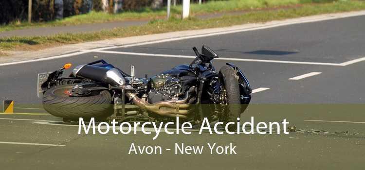 Motorcycle Accident Avon - New York