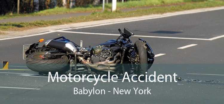 Motorcycle Accident Babylon - New York