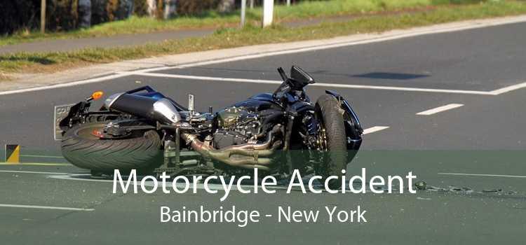 Motorcycle Accident Bainbridge - New York