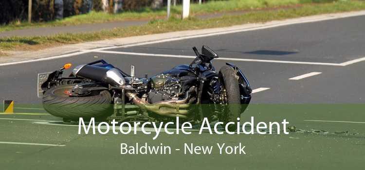 Motorcycle Accident Baldwin - New York