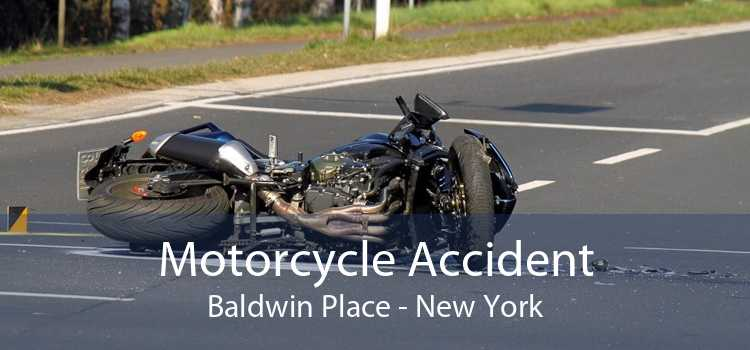 Motorcycle Accident Baldwin Place - New York