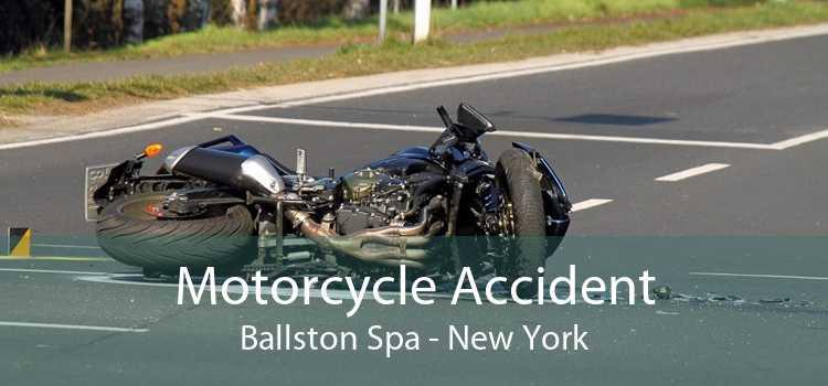 Motorcycle Accident Ballston Spa - New York