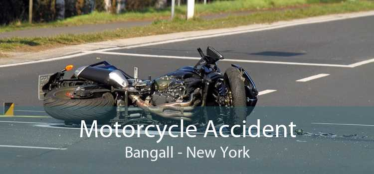 Motorcycle Accident Bangall - New York